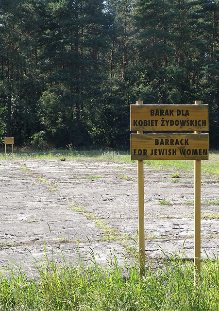 Site of Treblinka Camp 1