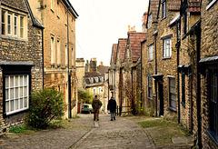 Gentle Street ~ Frome