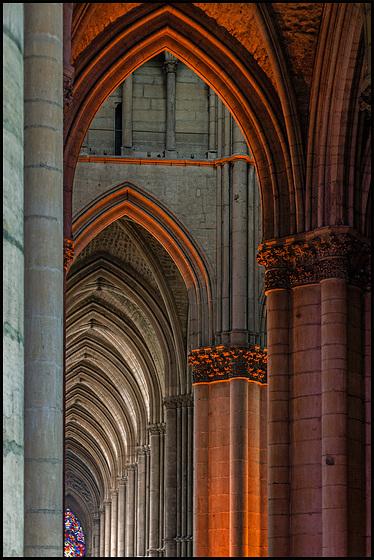gothic in Reims