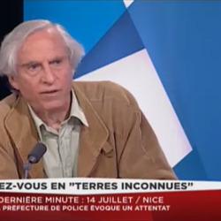 """LCI, 14 juillet 2016, """"Rendez-vous en Terres inconnues""""André-Brugiroux"""