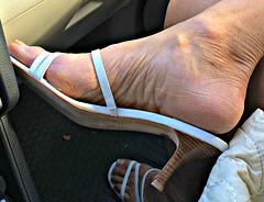 close up ann taylor heels