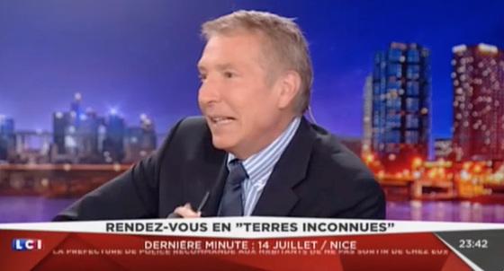 """LCI — """"Rendez-vous en Terres inconnues""""  — Philippe-Ballard"""