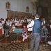 Concert à léglise de Mormant le 07/10/1995