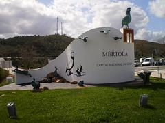Mértola - national capital of game.