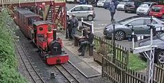 Webcam: Leek and Rudyard Railway (UK)