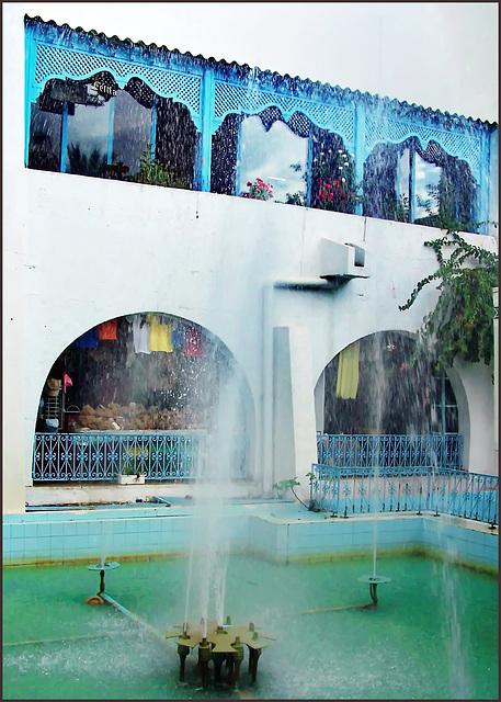 Hammamet : giochi d'acqua nel resort - 3 -