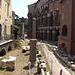 The Porticus Octaviae and the Theatre of Marcellus in Rome, June 2012
