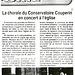 Concert Ancoeur à Rozay-en-Brie le 16/09/1995