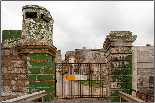 Fuerte de la Isla de Las Palomas