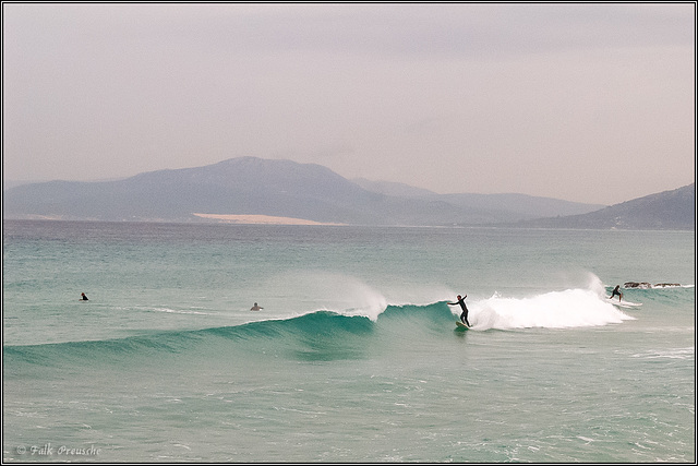 Surferparadies in Tarifa
