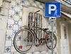 Lisbon 2018 – Hanging bike
