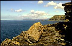 Godrevy coast