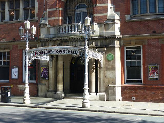 Finsbury Town Hall (2) - 23 April 2015