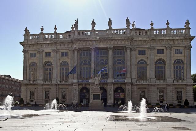Turin, Madama Palace