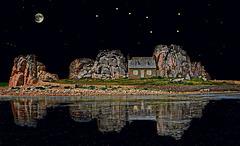 DSC 0061jbn Plougrescant Castel Meur Night