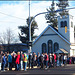 Remembrance Day Ceremonies in Quesnel, BC