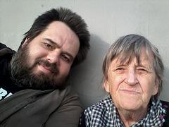 Grandma und ich