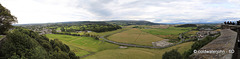 Stirling Castle - view from the ramparts