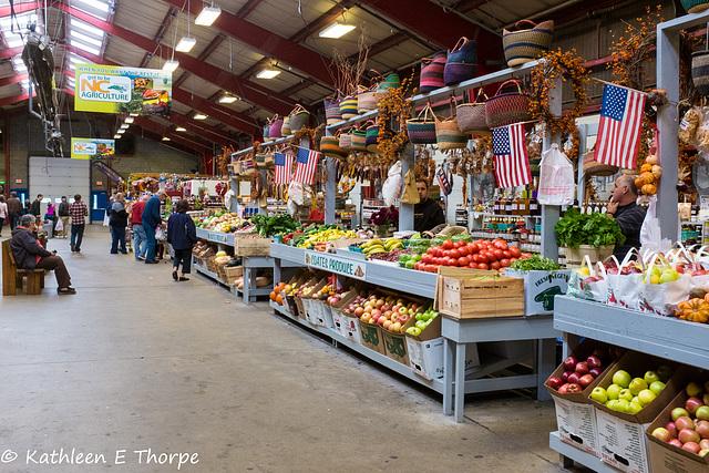 Asheville Farmers Market