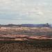 Looking toward Arches National Park