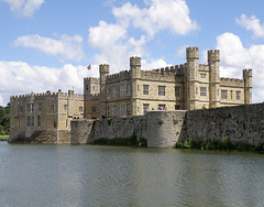 Leeds Castle, Front View