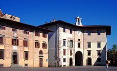IT - Pisa - Palazzo dell'Orologio