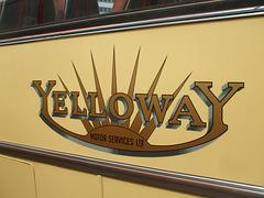 DSCF0535 The famous Yelloway sunrise fleetname
