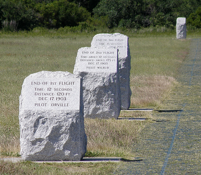 Where the Wright Brothers Flew
