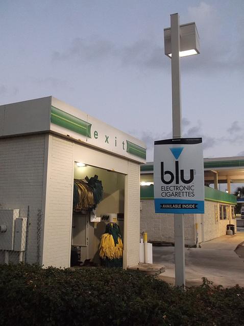 Blu exit