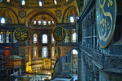 Die Hagia Sofia - das achte Weltwunder -  the eighth wonder of the world - mit PiPs