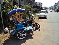 Coccinelle et autre transport (Laos)