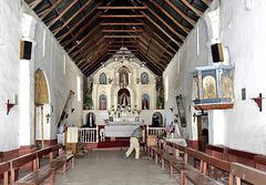Iglesia de San Martín de Tours-CODPA