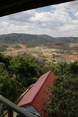 King's Palace Tana - the view