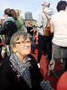 Grandma auf der 62er Fähre