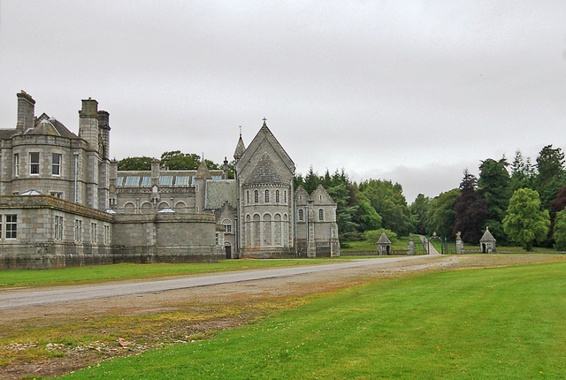the-chapel-and-library-wings-dunect-house-aberdeenshire 5918263158 o
