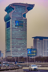 Foreign Experts Building in Chaoyang