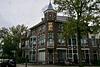 Corner house in Haarlem