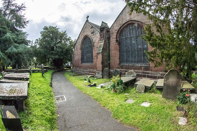 Eastham church