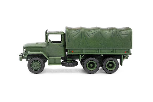 Minitank REO M35 A2