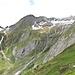 Blick hinüber zum Magstein Wipfel -2761 m