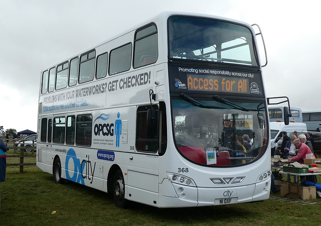 Oxford Bus Company 368 (N1 OXF) at Showbus - 29 Sep 2019 (P1040689)