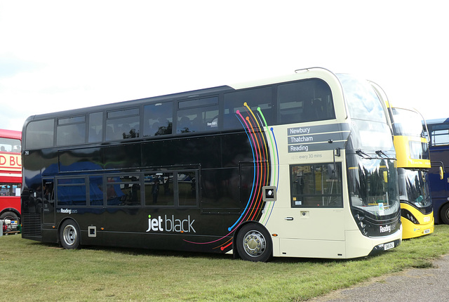 Reading Buses 791 (SN16 OHJ) at Showbus - 29 Sep 2019 (P1040721)