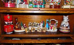 Christmas Music Boxes