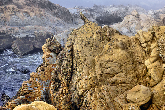 Turbulence – Point Lobos State Natural Reserve, California