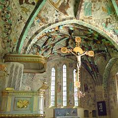Sweden - Härkeberga kyrka