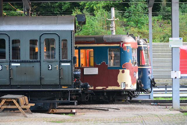 Eisenbahnmuseum Lokschuppen Aumühle 2015 – Local trains