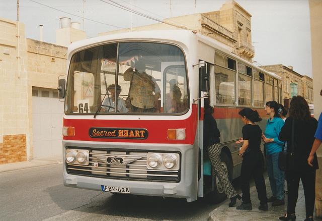 Gozo, May 1998 FBY-028 Photo 394-30