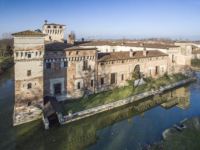 Padernello, il castello - Brescia