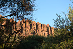 Namibia, The South Wall of the Waterberg Plateau