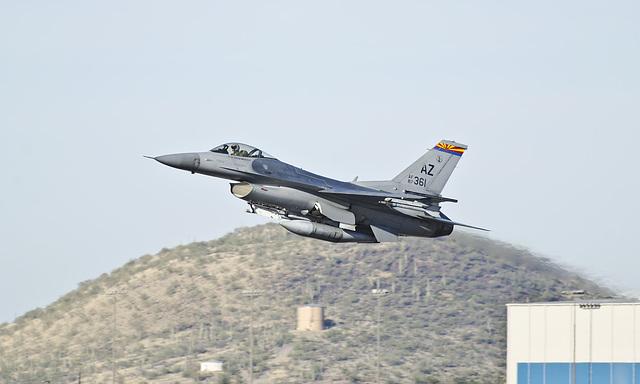 General Dynamics F-16C Fighting Falcon 87-0361